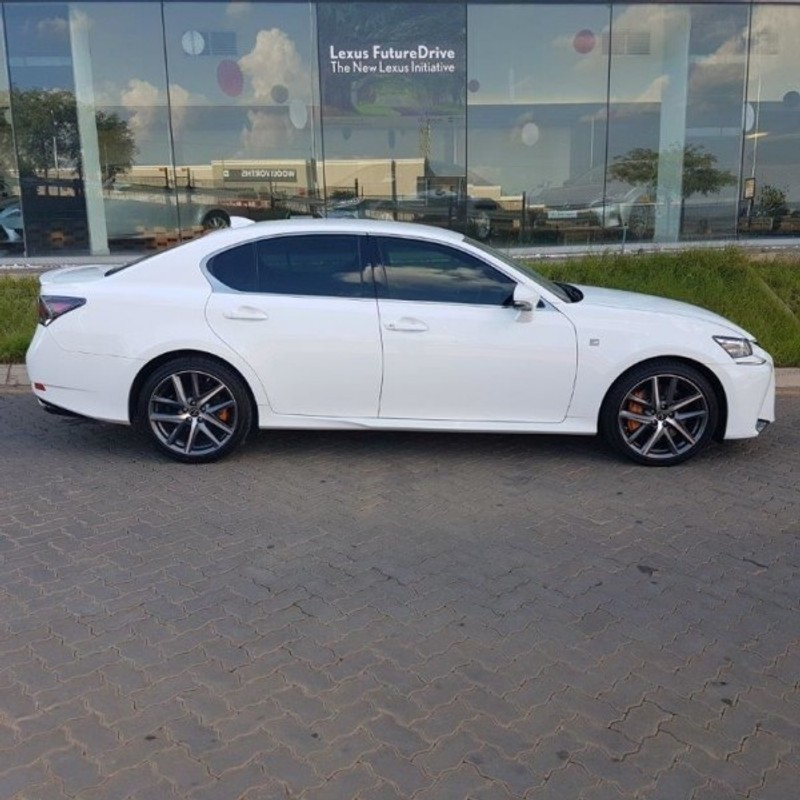 Lexus Is 350 Sport: Used Lexus GS 350 F-Sport For Sale In Gauteng
