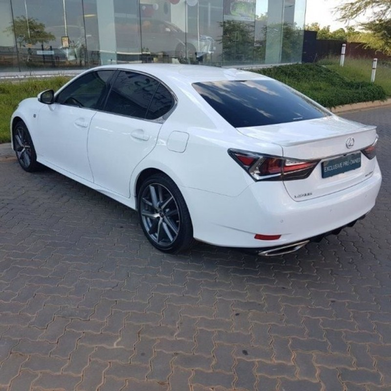 Used Lexus Is350: Used Lexus GS 350 F-Sport For Sale In Gauteng