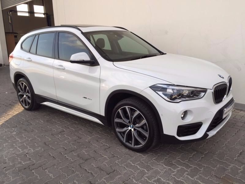 used bmw x1 xdrive20d sport line a t for sale in gauteng. Black Bedroom Furniture Sets. Home Design Ideas