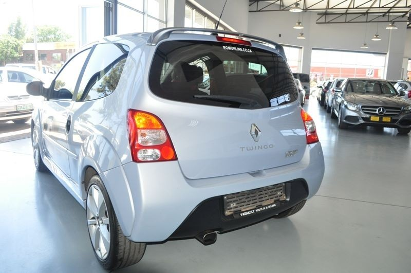 used renault twingo 1 6 sport for sale in free state id 1762721. Black Bedroom Furniture Sets. Home Design Ideas