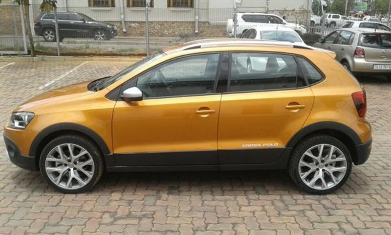 used volkswagen polo gp 1 4 tdi cross for sale in gauteng id 1763016. Black Bedroom Furniture Sets. Home Design Ideas