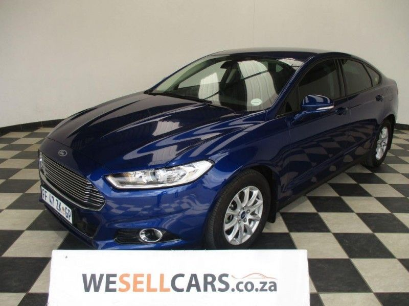 used ford fusion 1 5 ecoboost trend auto for sale in gauteng id 1764140. Black Bedroom Furniture Sets. Home Design Ideas
