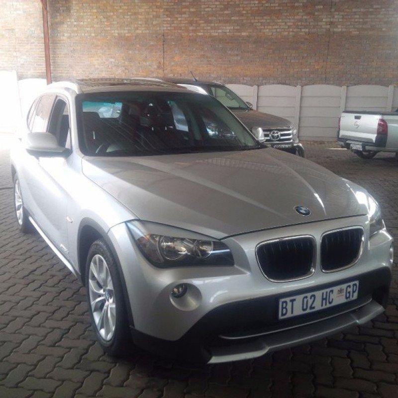 Used BMW X1 Sdrive20d Exclusive For Sale In Gauteng
