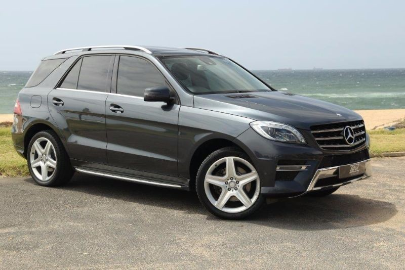 Used mercedes benz m class ml350 bluetec amg pack for for Mercedes benz ml350 amg for sale