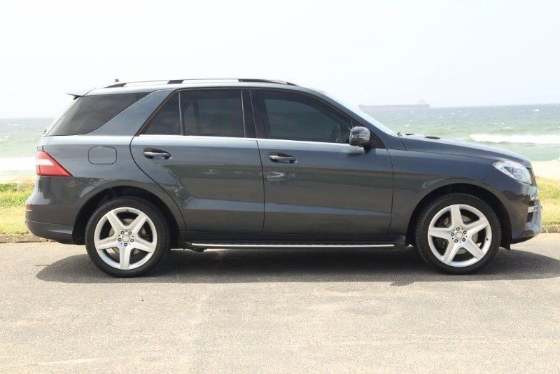Used mercedes benz m class ml350 bluetec amg pack for for 2013 mercedes benz ml350 bluetec