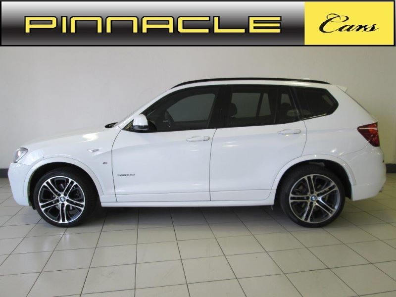 used bmw x3 x drive 20d m sport auto for sale in gauteng. Black Bedroom Furniture Sets. Home Design Ideas