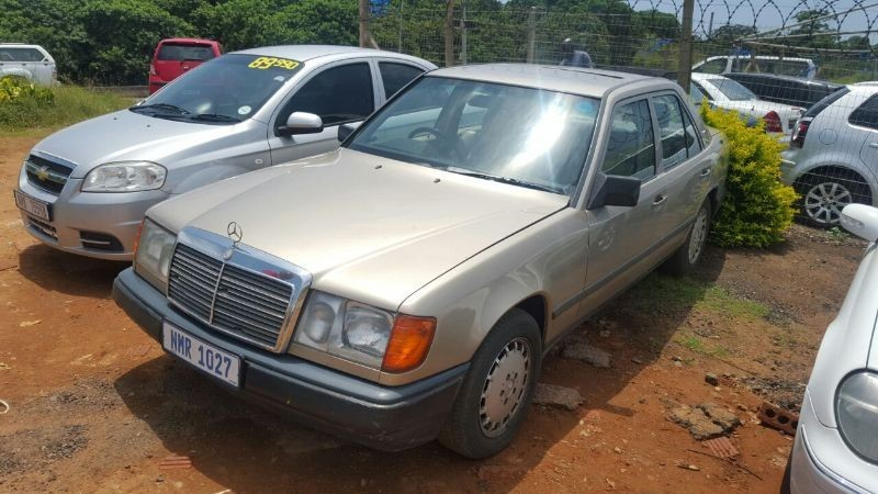Used Mercedes Benz E Class 124 Series 300d For Sale In