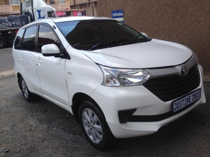 used toyota avanza cash only for sale in gauteng id 1764496. Black Bedroom Furniture Sets. Home Design Ideas