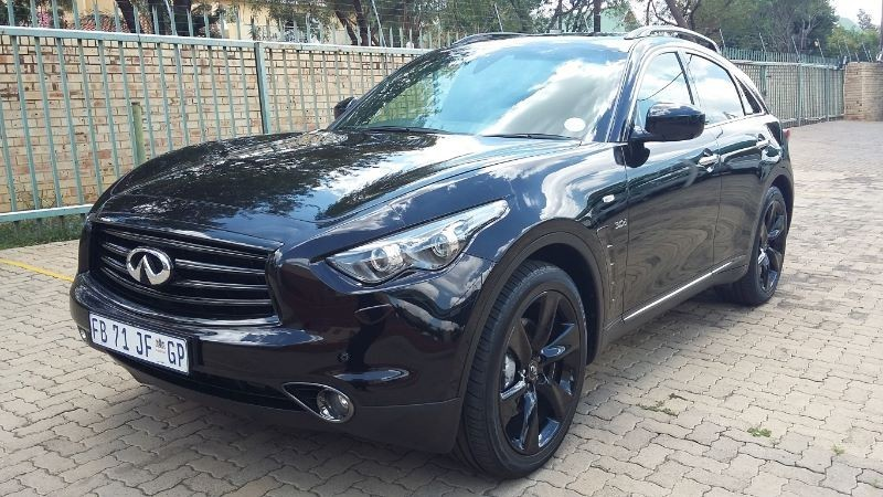 used infiniti qx70 fx30d s for sale in gauteng id 1765035. Black Bedroom Furniture Sets. Home Design Ideas