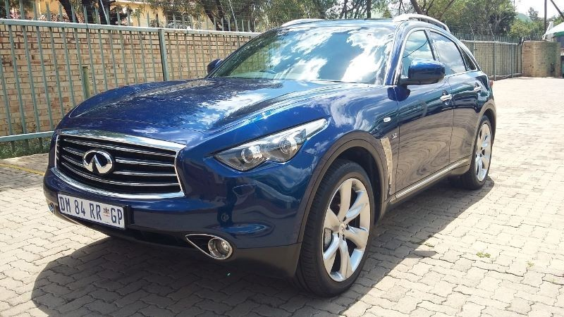 used infiniti qx70 fx50 s premium for sale in gauteng id 1765037. Black Bedroom Furniture Sets. Home Design Ideas