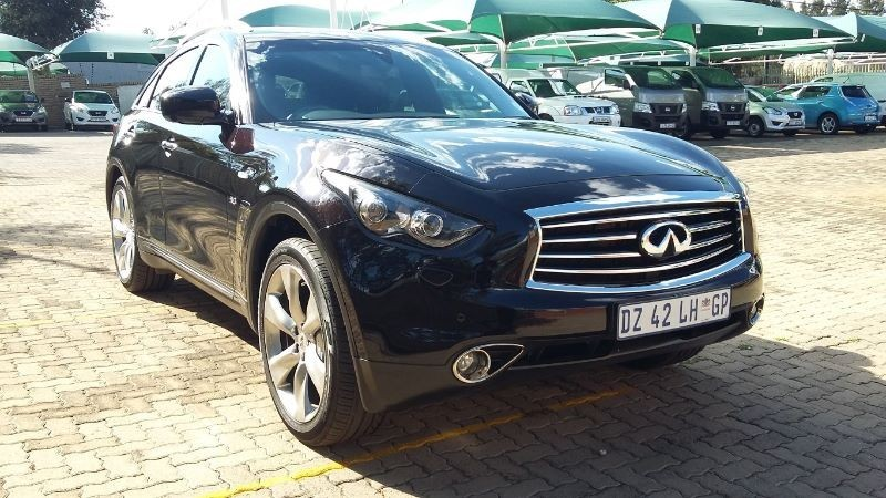 used infiniti qx70 fx50 s premium for sale in gauteng id 1765047. Black Bedroom Furniture Sets. Home Design Ideas