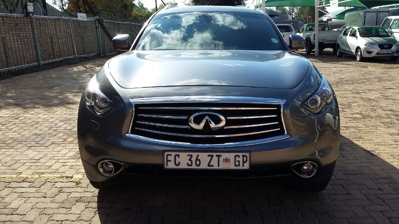 used infiniti qx70 fx50 s premium for sale in gauteng id 1765055. Black Bedroom Furniture Sets. Home Design Ideas