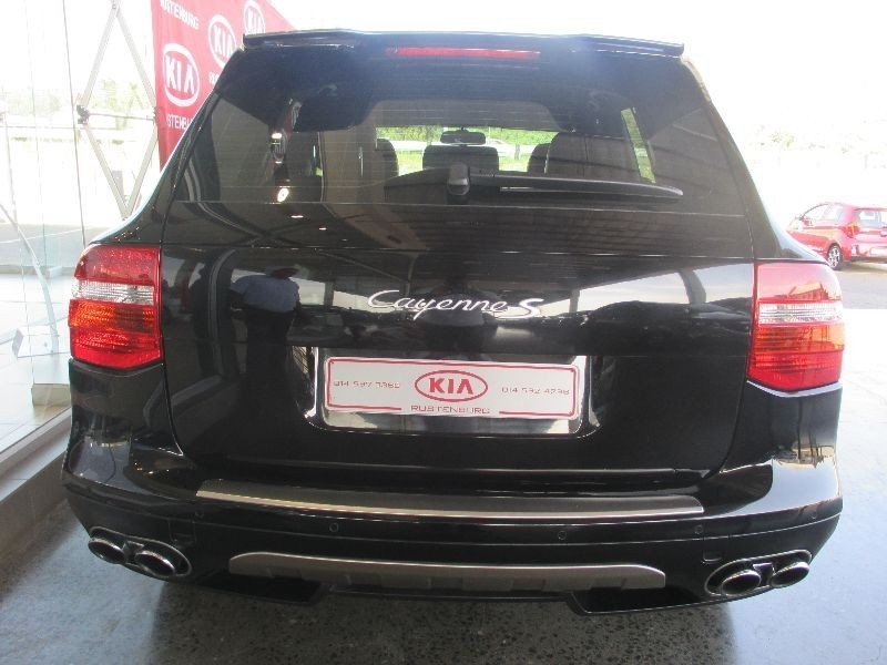 used porsche cayenne s transsyberia tip for sale in north west province id 1765087. Black Bedroom Furniture Sets. Home Design Ideas