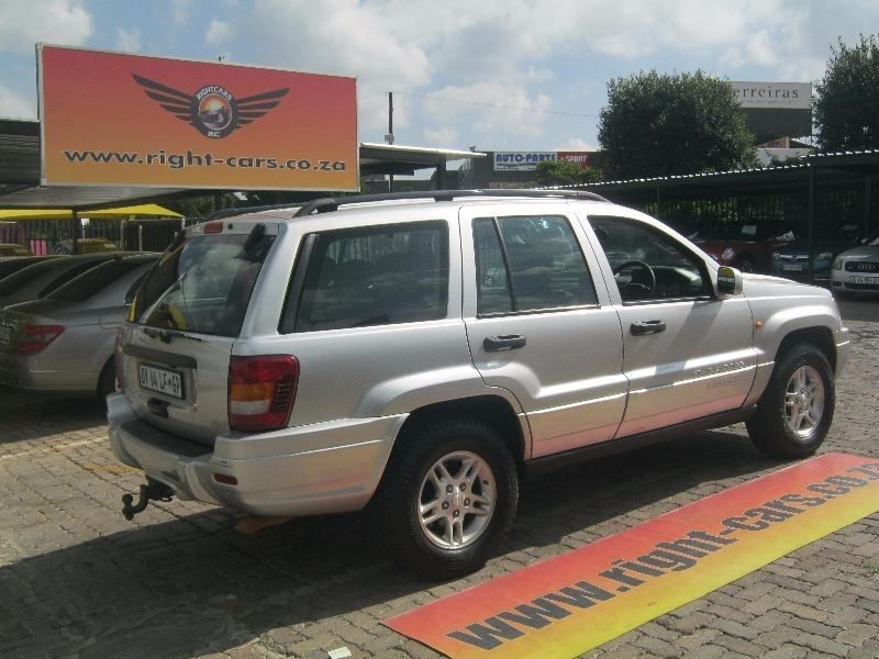 used jeep grand cherokee laredo 4 7 v8 for sale in gauteng id 1765147. Black Bedroom Furniture Sets. Home Design Ideas
