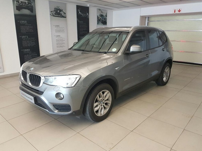 used bmw x3 xdrive20d exclusive auto for sale in gauteng id 1765174. Black Bedroom Furniture Sets. Home Design Ideas