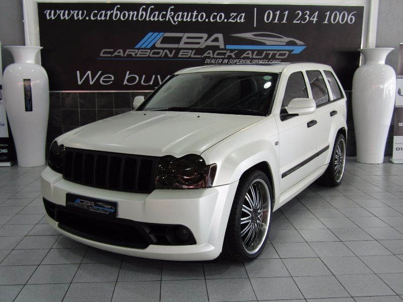 used jeep grand cherokee srt8 for sale in gauteng cars. Black Bedroom Furniture Sets. Home Design Ideas