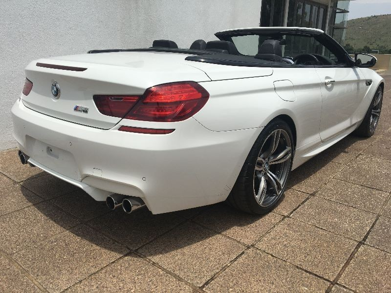 used bmw m6 convertible f12 for sale in gauteng id 1766796. Black Bedroom Furniture Sets. Home Design Ideas