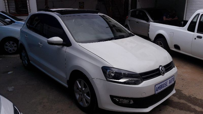 used volkswagen polo comfortline 1 4 with panoramic. Black Bedroom Furniture Sets. Home Design Ideas