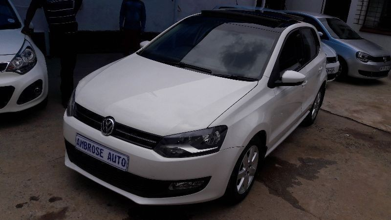 Used Volkswagen Polo Comfortline 1 4 With Panoramic