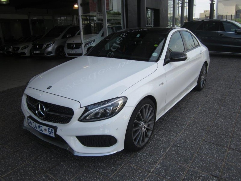 used mercedes benz c class amg c43 4matic for sale in gauteng id 1767022. Black Bedroom Furniture Sets. Home Design Ideas
