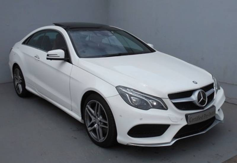 Used mercedes benz e class e400 coupe for sale in kwazulu for Used mercedes benz e350 coupe