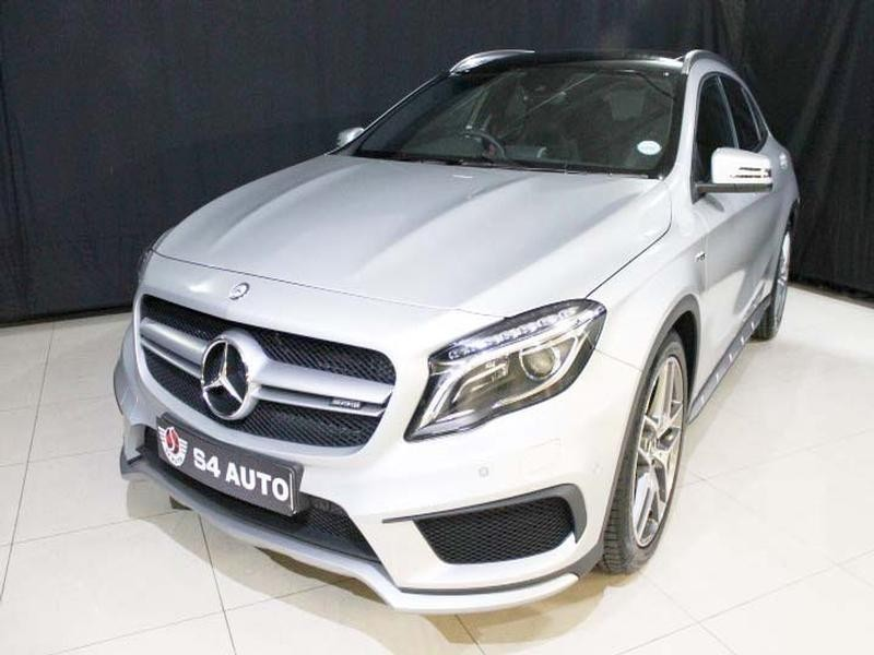 Used mercedes benz gla class 45 amg for sale in gauteng for Mercedes benz gla 45 amg for sale