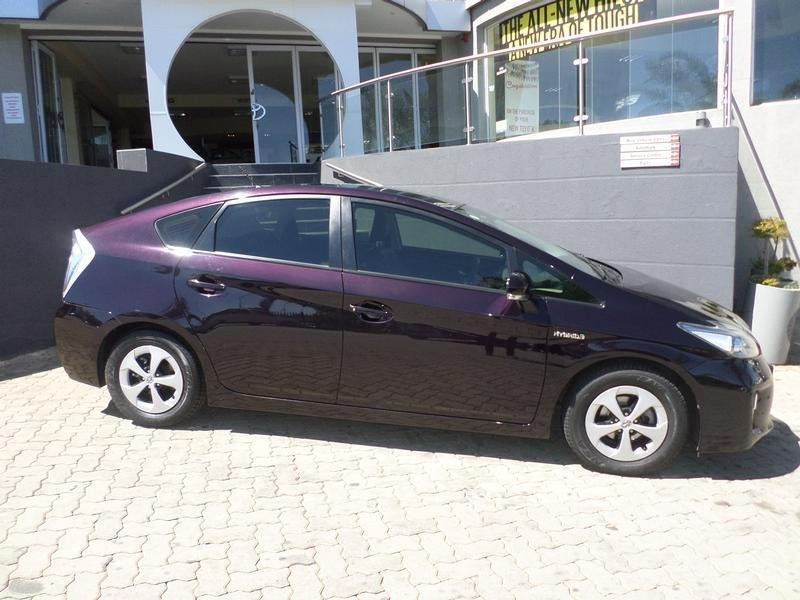 Used Toyota Prius 1 8l Exclusive 5dr For Sale In Gauteng