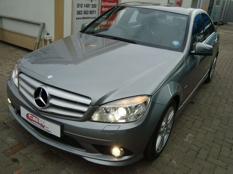 Used mercedes benz c class c200k amg avantgarde at for for 2009 mercedes benz c300 for sale