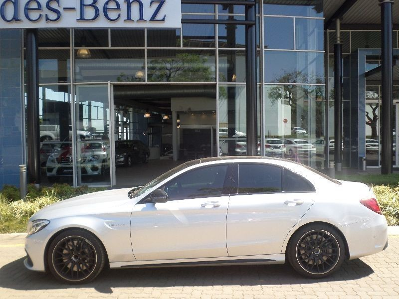Used mercedes benz c class c63 amg for sale in gauteng for Mercedes benz pretoria