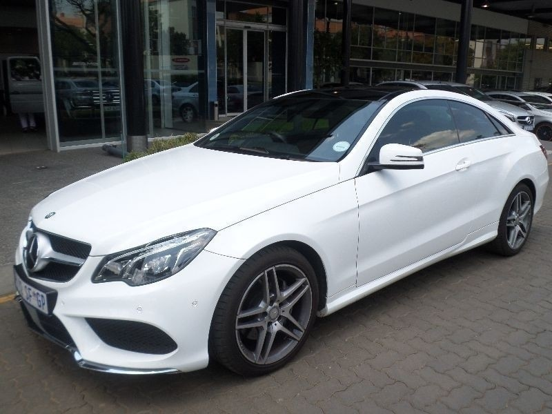 used mercedes benz e class e 250 cdi coupe for sale in gauteng id 1769107. Black Bedroom Furniture Sets. Home Design Ideas