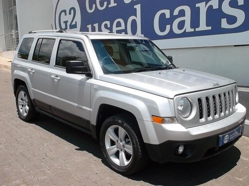 used jeep patriot 2 4 limited cvt a t for sale in gauteng. Black Bedroom Furniture Sets. Home Design Ideas