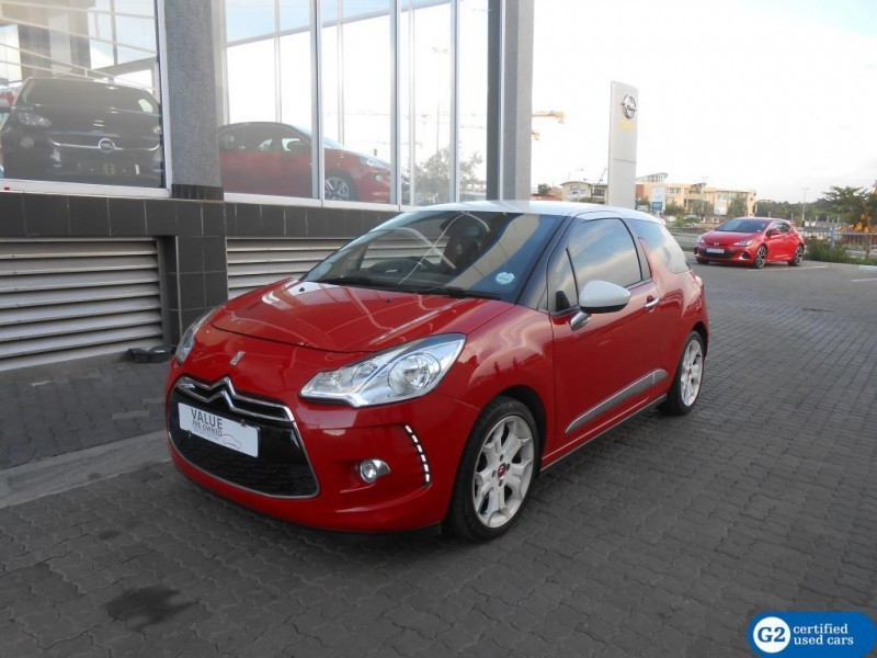 used citroen ds3 1 6 thp sport 3dr for sale in gauteng id 1770489. Black Bedroom Furniture Sets. Home Design Ideas