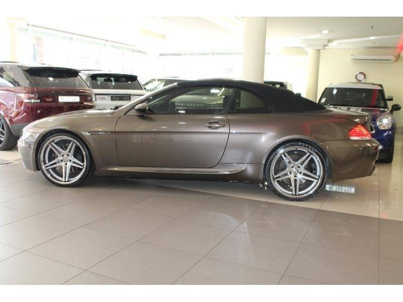 used bmw m6 convertible e64 for sale in gauteng id 1770564. Black Bedroom Furniture Sets. Home Design Ideas