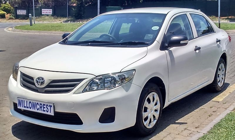 Used Toyota Corolla Advanced For Sale In Gauteng