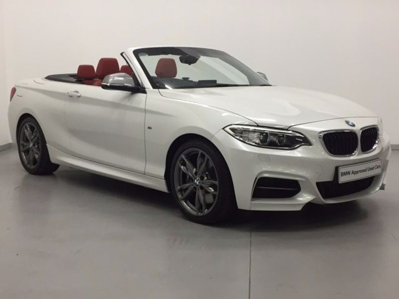 used bmw m2 m235 convertible auto f23 for sale in kwazulu natal id 1771035. Black Bedroom Furniture Sets. Home Design Ideas