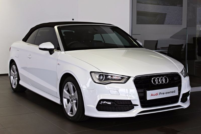 Used Audi A3 1 8t Fsi Cabriolet For Sale In Western Cape
