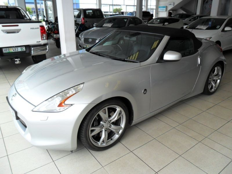 used nissan 370z roadster a t for sale in eastern cape id 1771616. Black Bedroom Furniture Sets. Home Design Ideas