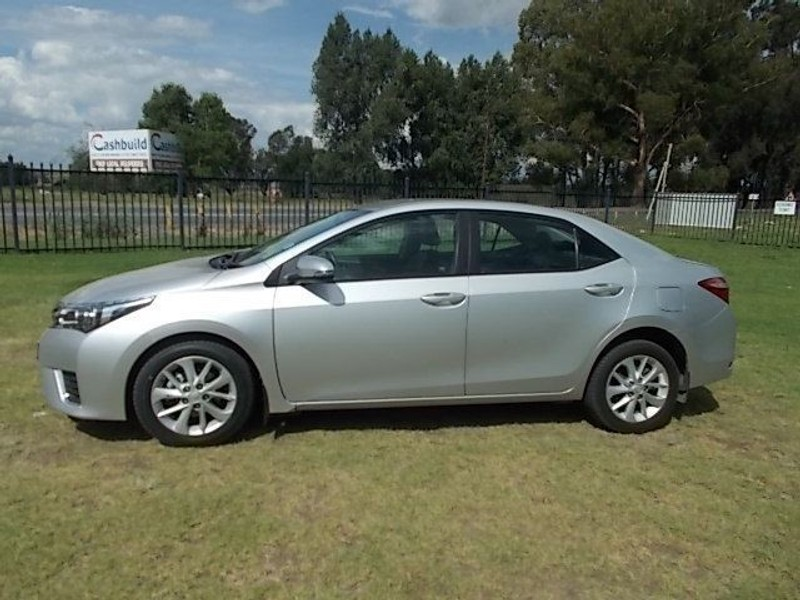 used toyota corolla 1 4d prestige for sale in free state