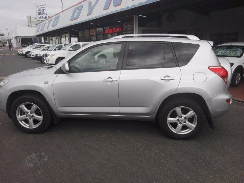 used toyota rav 4 rav4 vx for sale in western cape. Black Bedroom Furniture Sets. Home Design Ideas