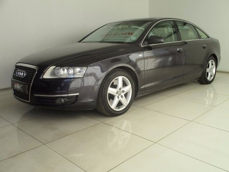 used audi a6 4 2 quattro tiptronic for sale in gauteng. Black Bedroom Furniture Sets. Home Design Ideas