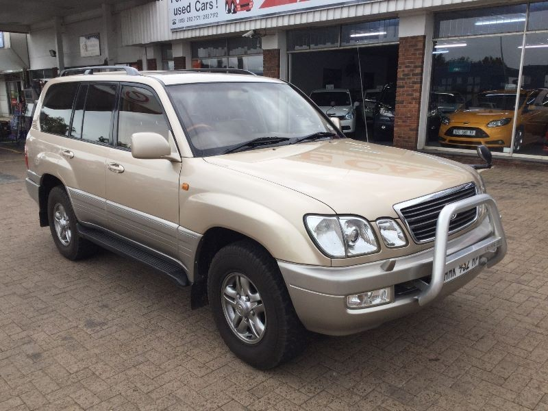 Used Toyota Land Cruiser 100 Vx V8 Ahc For Sale In