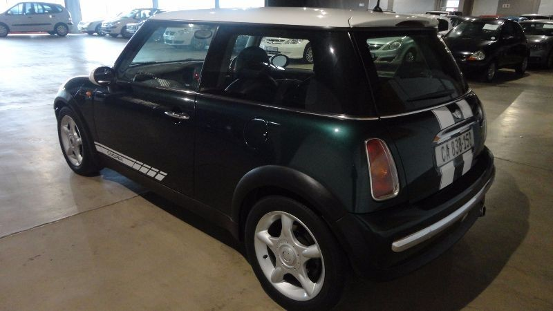used mini cooper for sale in western cape id. Black Bedroom Furniture Sets. Home Design Ideas