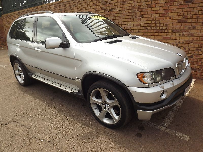 used bmw x5 bmw x5 4 6is sportpack for sale in gauteng. Black Bedroom Furniture Sets. Home Design Ideas