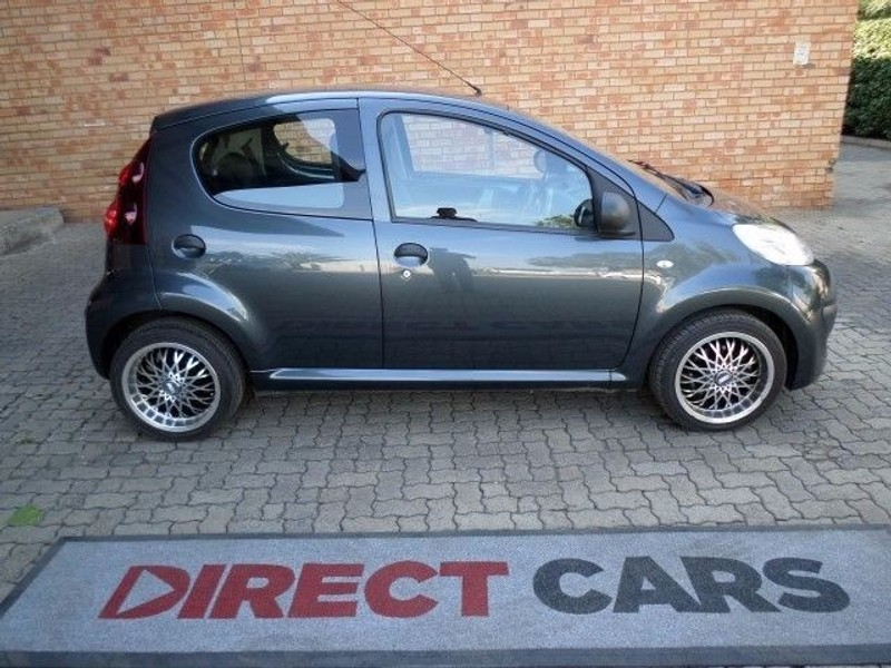 used peugeot 107 trendy for sale in gauteng id 1773997. Black Bedroom Furniture Sets. Home Design Ideas