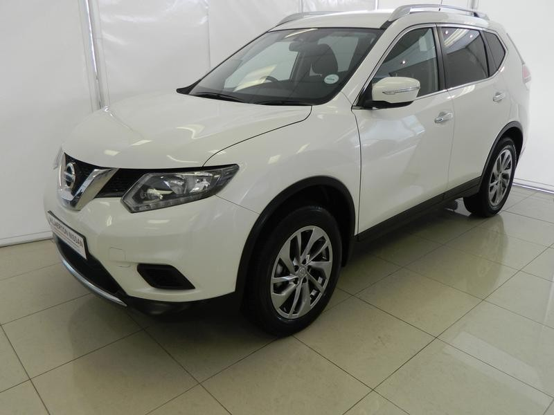used nissan x trail 2 0 xe t32 for sale in western cape id 1774637. Black Bedroom Furniture Sets. Home Design Ideas