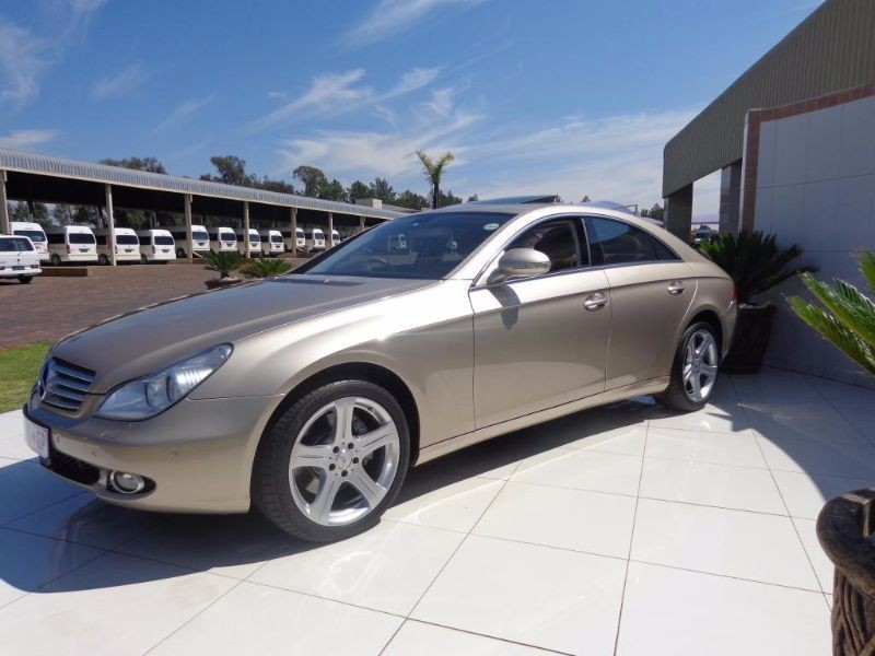 used mercedes benz cls class cls 500 for sale in gauteng id 1774796. Black Bedroom Furniture Sets. Home Design Ideas