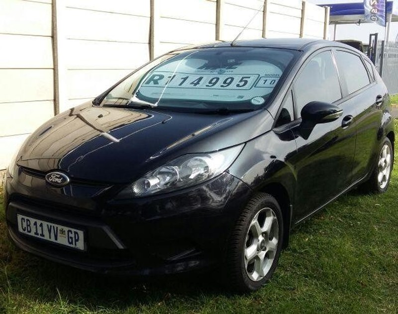 used ford fiesta 1 6 tdci trend 5dr for sale in gauteng id 1774935. Black Bedroom Furniture Sets. Home Design Ideas