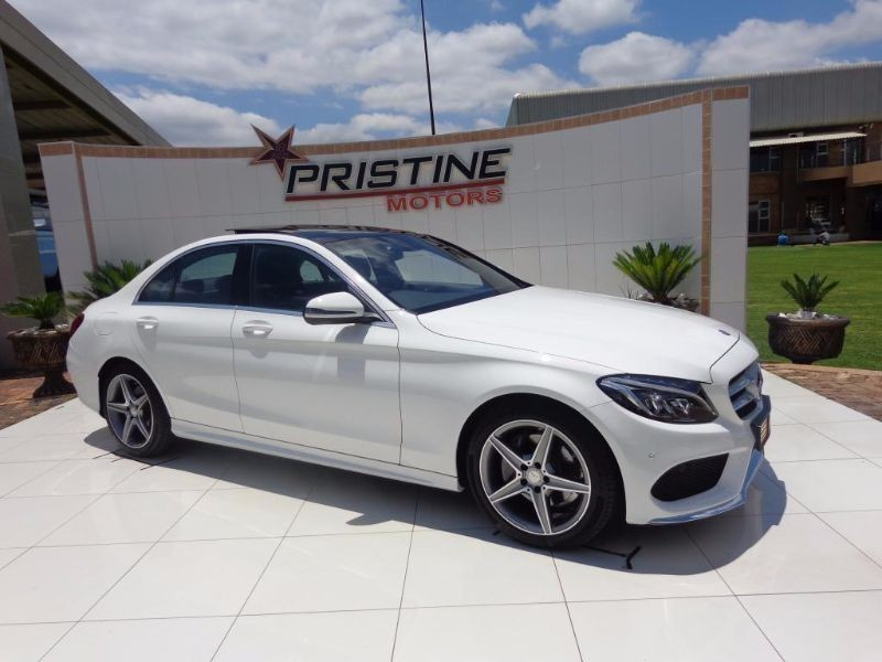 Used Mercedes Benz C Class C200 Amg Line For Sale In