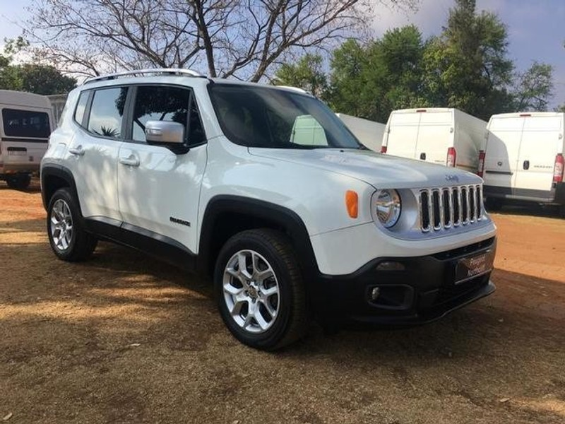 used jeep renegade 1 4 tjet ltd awd auto for sale in gauteng id 1775458. Black Bedroom Furniture Sets. Home Design Ideas