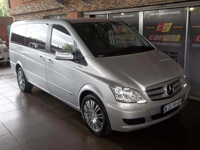 used mercedes benz viano 3 0 cdi v6 ambiente for sale in gauteng id 1775621. Black Bedroom Furniture Sets. Home Design Ideas